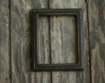 Picture Frame,Distressed Frame,Shabby Chic Frame,Farmhouse decor,Rustic Frame,Wooden Frame,Woodland Nursery,Nursery Decor,Rustic Decor