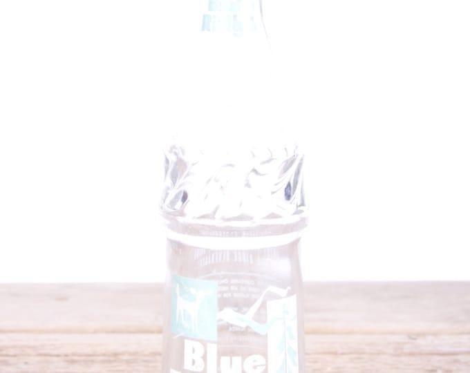 Antique Blue Ridge Beverages Bottle / Glass Bottle /Glass Cola Bottle / Vintage Glass Bottle / Glass Coke Bottle Antique Bottle