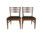 Mid Century Modern Danish Style Chairs 2 available