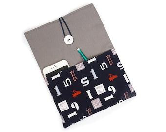 iPad Sleeve - Numbers