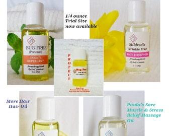 Try it Size, AromatherapyBlends, 1/4 oz Trial Size