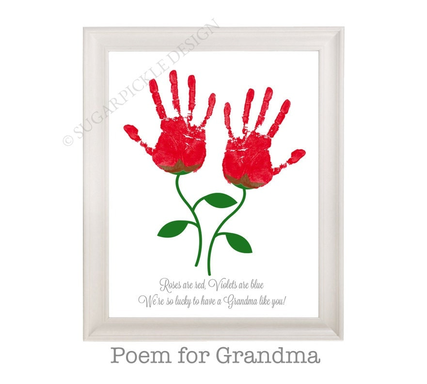 Gift for grandma grandma 39 s birthday gift mother 39 s for Birthday gifts for grandma from granddaughter