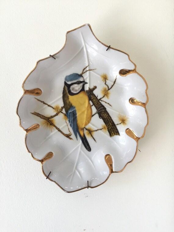 Decorative Plate Wall Decor Wall Hanging Bird Art Bird