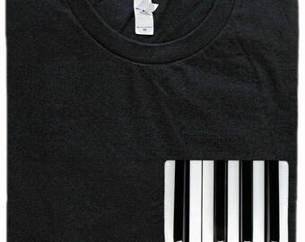 Piano Keys Pocket Shirt