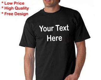 Custom Shirts Cheap Custom Tshirts Custom T Shirts By Giftsbig