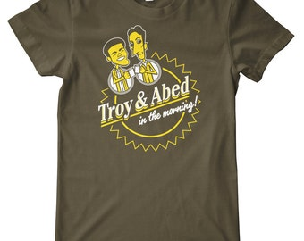 Community Troy & Abed Premium T-Shirt