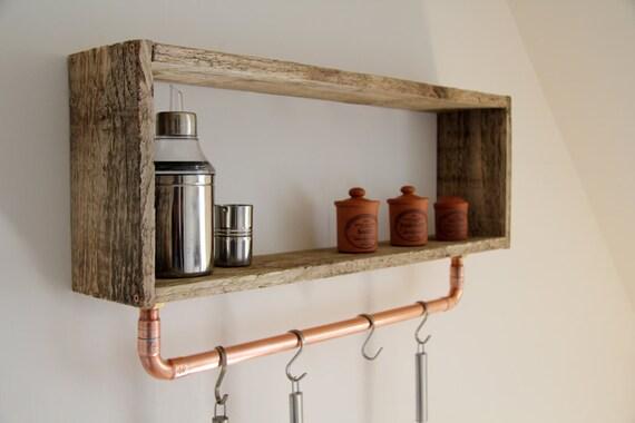 etag re murale de cuisine kala en bois de palette recycl. Black Bedroom Furniture Sets. Home Design Ideas