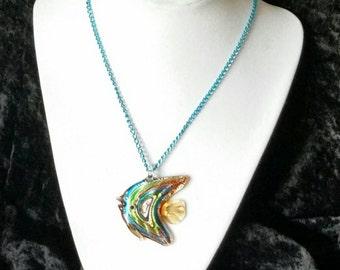 Angelfish Pendant