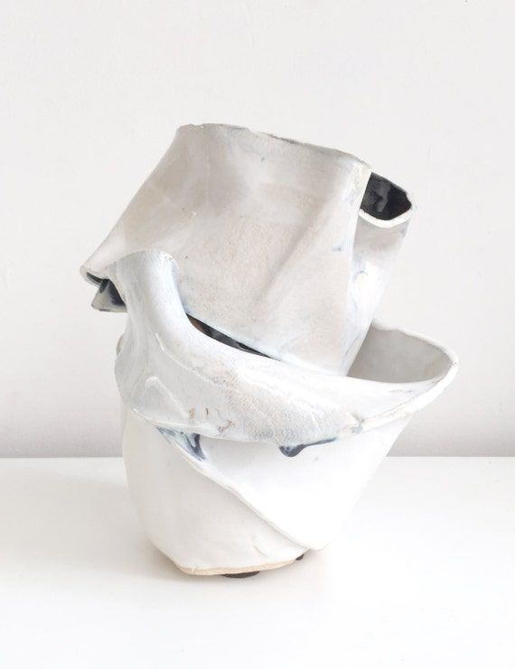 JC Sculptural Vase 2