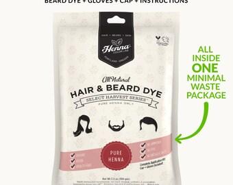 Pure Henna Beard Dye
