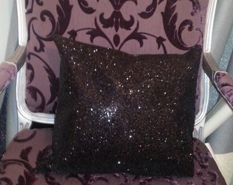 Glitter Glamour Cushions made to order