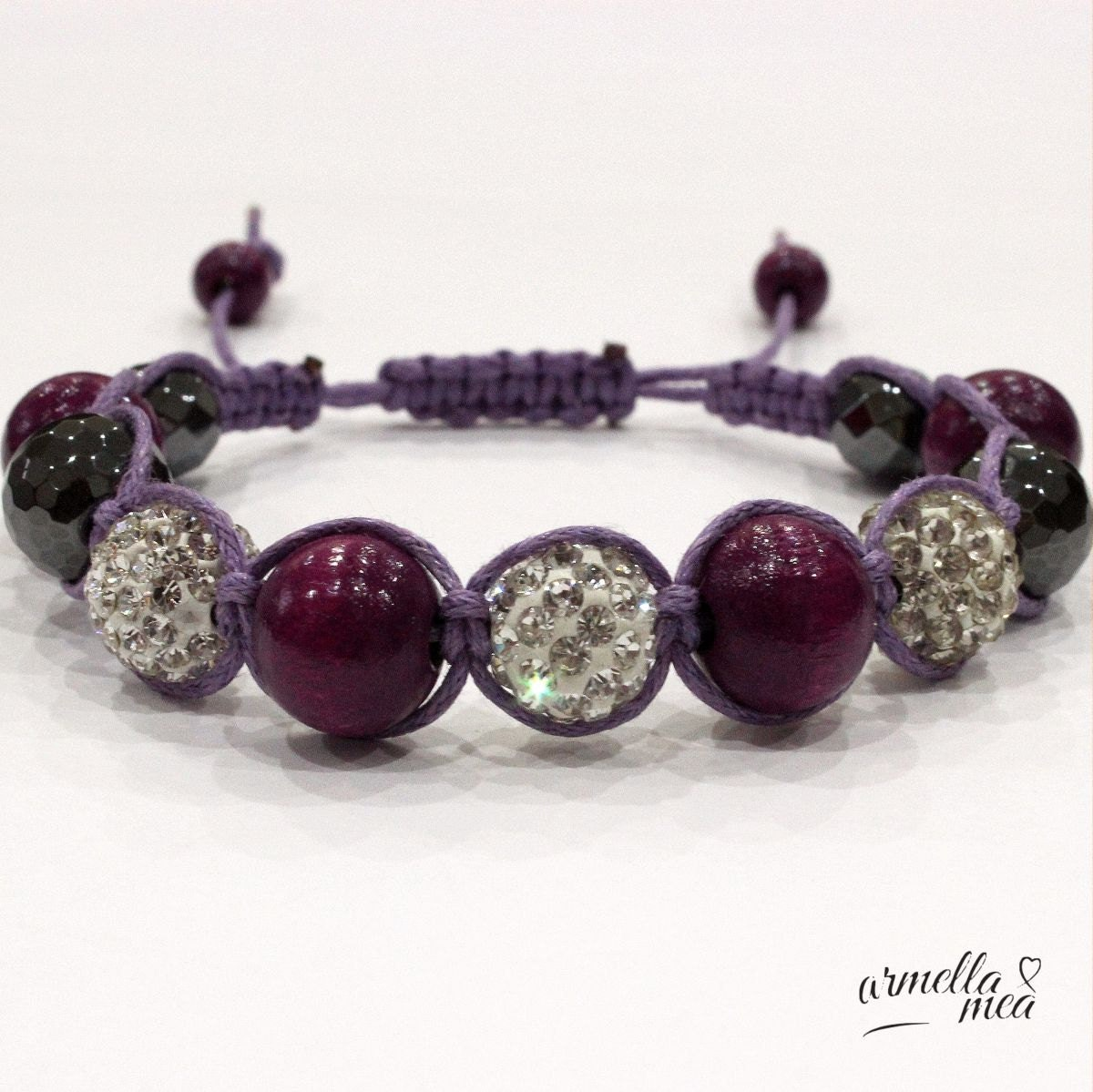 bead bracelet macrame bracelet pattern macrame