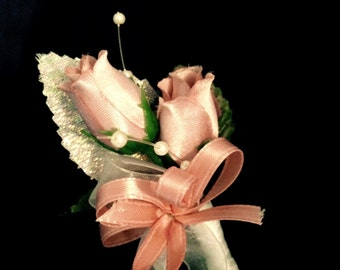 Boutonniere's for Wedding Party