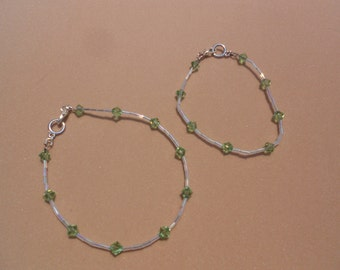 It's Simple - Set of Two - Bracelet and Anklet