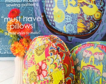 AMY BUTLER- 'Must Have Pillows' Pattern