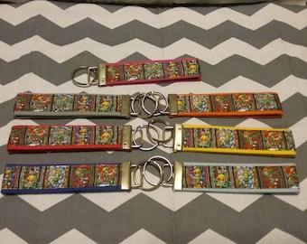 Zelda Key Fob - Legend of Zelda - Key Chain