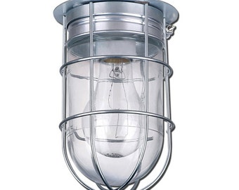 caged lighting. caged barn light bl04cwg lighting