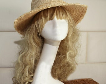 Women's summer hat  Women's straw hat, straw hat,Fashionable straw hat sun hat