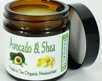 Avocado & Shea Body butter
