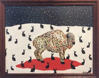 Blood, Buffalo, and Bunnies