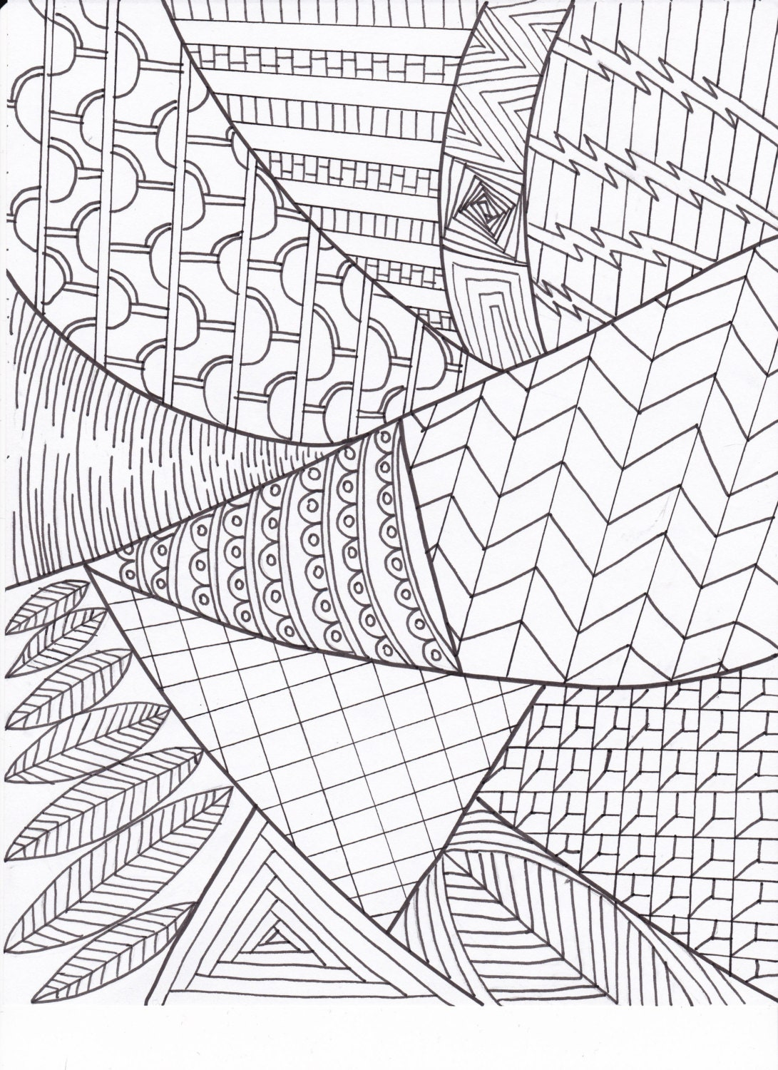zen coloring pages to print - photo#30