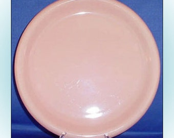 Vintage Crown Corning Japan Pink Dinner Plates 4 pieces