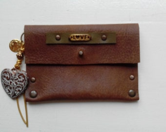 Little Leather Wallet