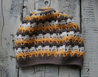 Beanie crochet Cap