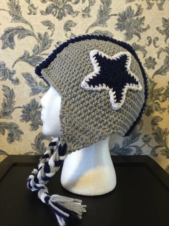 Items Similar To Dallas Cowboys Hat Dallas Cowboys Beanie