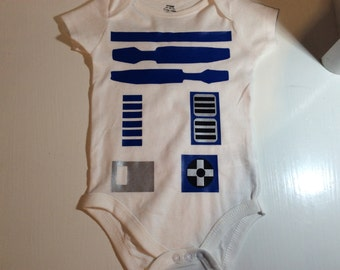 R2D2 onsie or shirt