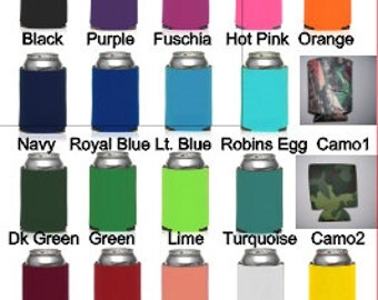 Design your own can cooler, DIY huggie, bachelorette party, can holder, bachelor party, can cuddler