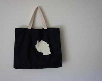"Book bag ""Arusha Love"""
