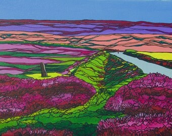 The North Yorkshire Moors (Print)