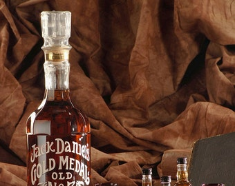 Jack is Back, Jack Daniels