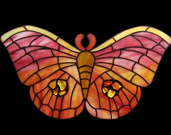 Stained Glass Panel, Stained Glass Butterfly, Butterfly Garden, Butterfly Decorations, Butterfly Decor, Butterfly Room Decor