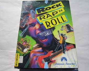 Rock, Rap'N Roll Computer PC Game
