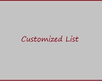 Reserved list for Pia-Olivia Petrick