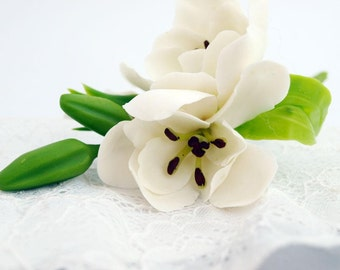 Hair Beak Clips - Beak Clip - Hair Accessories - Fashion Flower Floral - Women Accessories - Wedding Hair Pieces