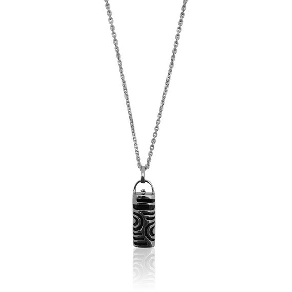 Necklace Eve for Flex jewelry in BLACK