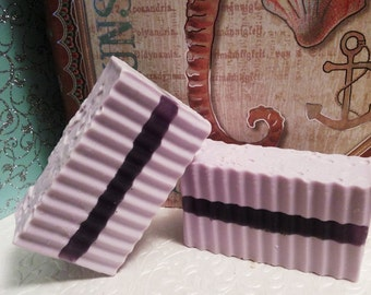 Cocoa Butter, Almond Oil and Lavender Soap