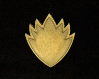 Ravager Shield Badge - Cold Cast - Guardians of the Galaxy