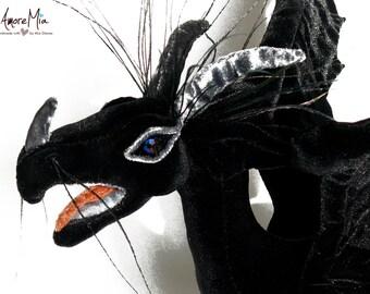 Dragon stuffed animal plush soft toy