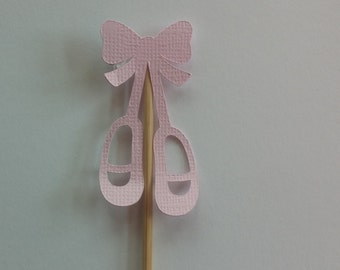 Ballet Cupcake Toppers / Ballet Party