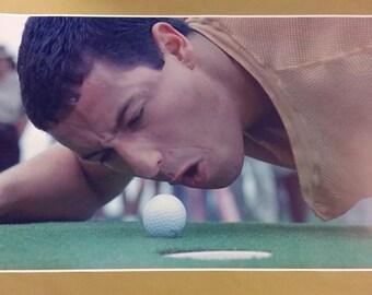 "Happy Gilmore GIANT WIDESCREEN 42""x24"" GIANT Movie Scene Poster Adam Sandler Golf Course Man Cave Bar"