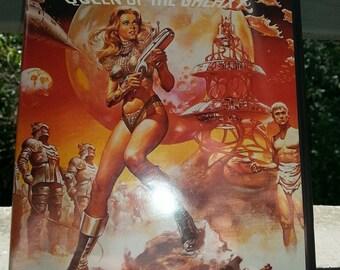 BARBARELLA DVD -- 1968, Vintage Awesomeness!