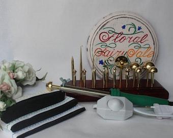Professional flower making master set of 17 tools