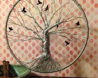 Stunning Tree of Life sculpture
