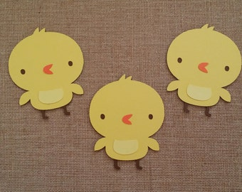 Chick Die Cut set of 3