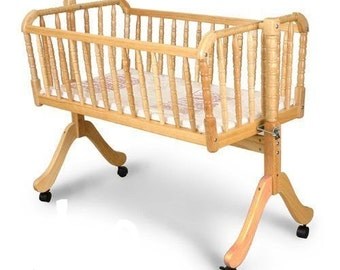 Authentic Jenny Lind Cradle for Baby