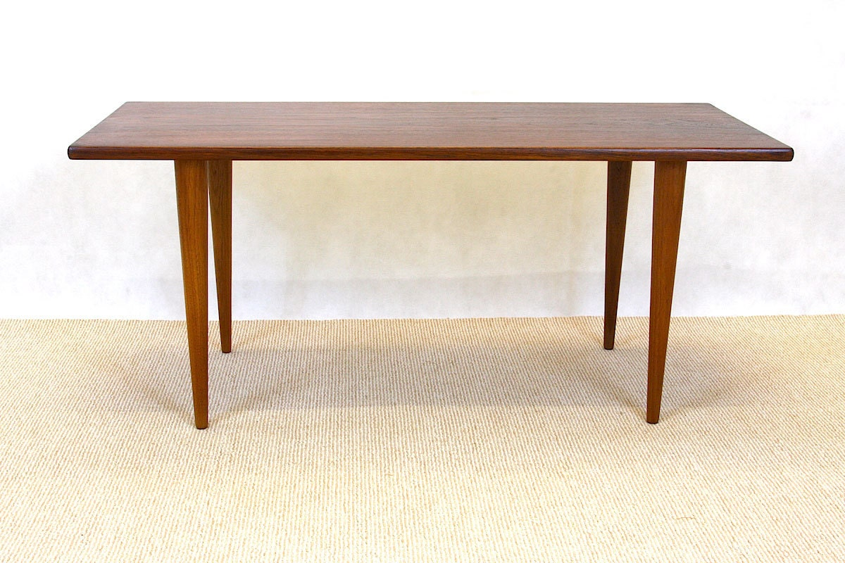 Vintage retro small coffe table haute juice - Petite table haute ...